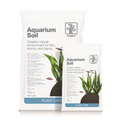 Aquarium Soil 3 L complete...